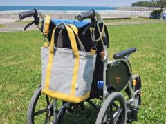(オプション4)車椅子専用ベルト